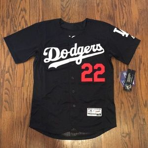 Los Angeles Dodgers #22 Kershaw jersey